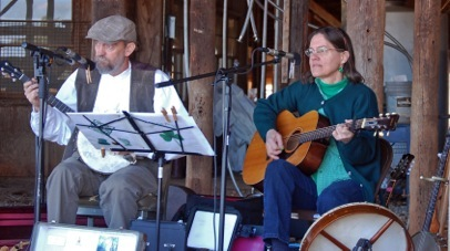 The McKenzies (Woody & Marcia), Lazy Days Winery